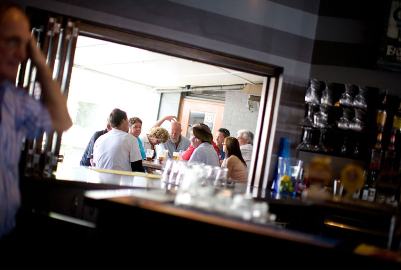 Kings on George Bathurst Restaurant Dining
